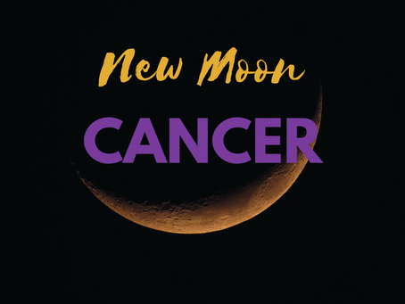 New Moon in Cancer: Let's Play