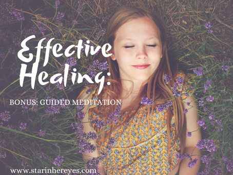 Effective Healing and Guided Meditation