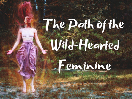 The Path of the Wild Feminine