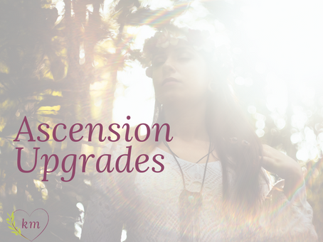 Ascension Upgrades
