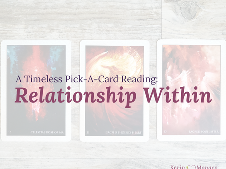 Pick-A-Card: The Relationship Within