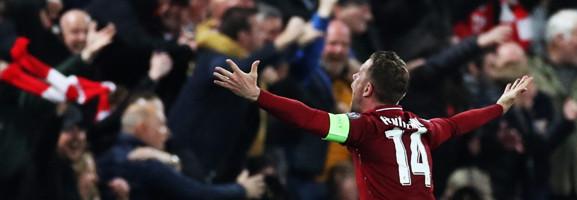 Anfield, la Copa de Europa y algo extraordinario