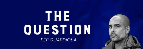 ¿Gana Pep Guardiola por sus jugadores?