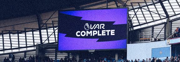 VAR: la Premier League nuevamente como referencia