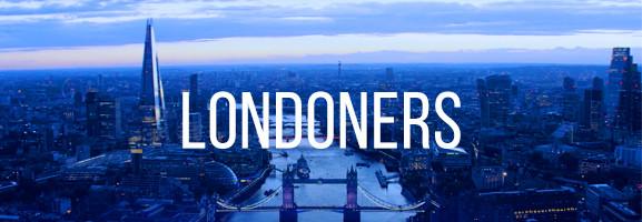 Una obra de arte: Londoners