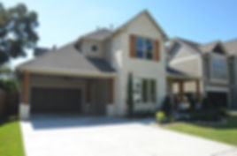 first floor plan for Lipka Custom Home Builders in Houston