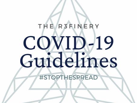 COVID PRECAUTIONS, POLICIES, AND PROCEDURES