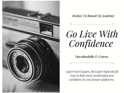 Feel More Confident on Instagram Live