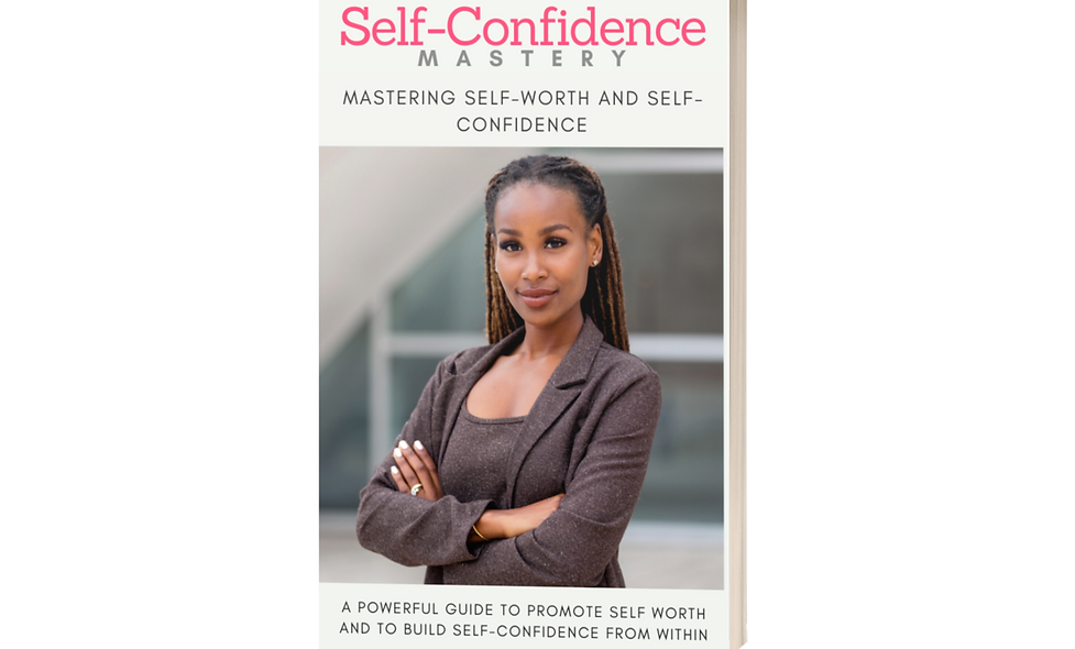 Self Confidence Mastery