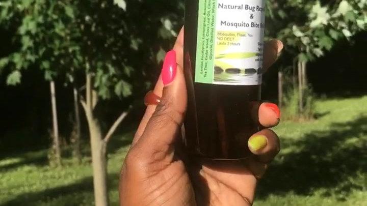 Bug Repellent & Mosquito Bite Relief