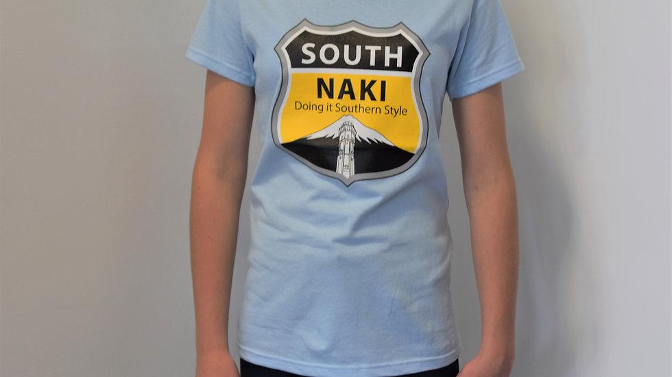 SOUTH NAKI Ladies T