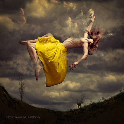 Parsa Jamalpour I Fine Art Photographer