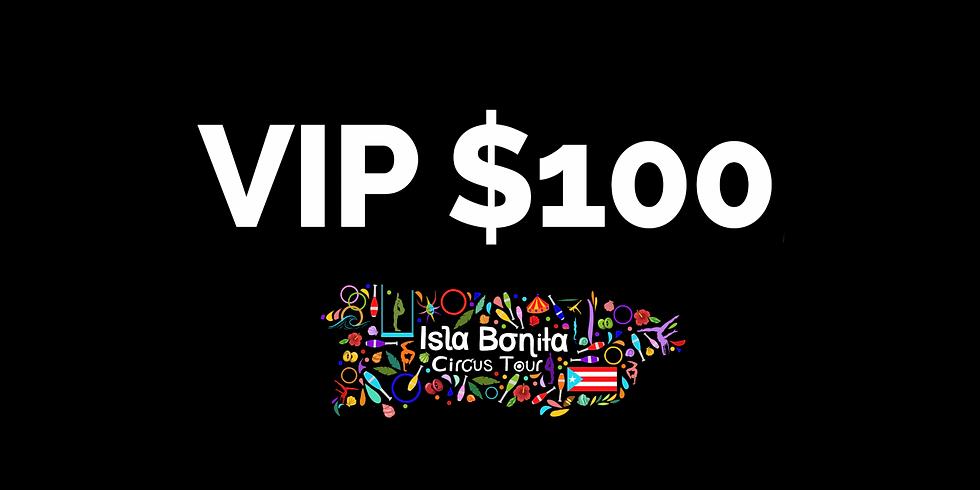 Isla Bonita Circus Tour - Donación Especial - $100