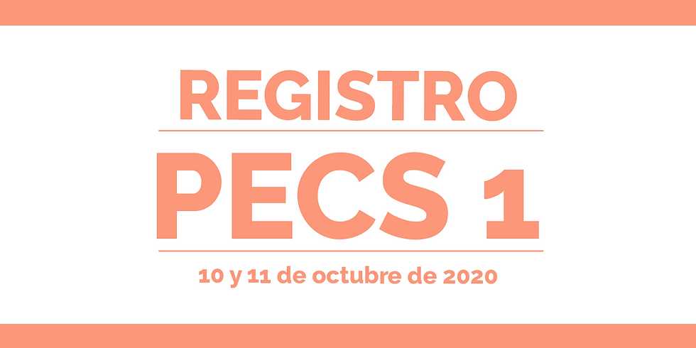 REGISTRO - PECS 1 - Grupo 1