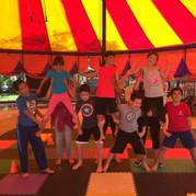 Circo Terapia - Niños