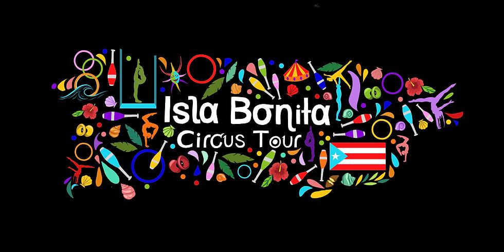 Isla Bonita Circus Tour