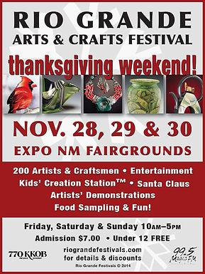 Rio Grande Art's & Crafts Festival