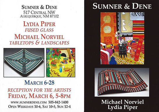 Featured Artists - Sumner & Dene