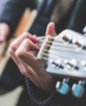 Jeux de guitare