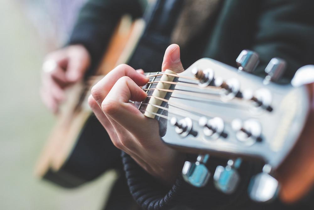Gentle Haven Music, Web Design, Guitars, Artistry
