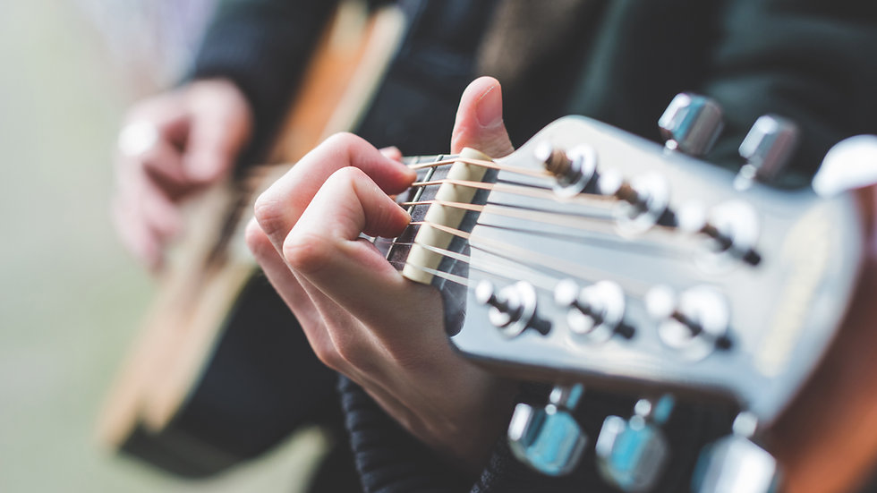 Personal Lessons | Acoustic Guitar