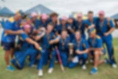 gators cricket champions zac keune