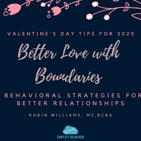 Better Love with Boundaries - 5 tips for Valentine's Day