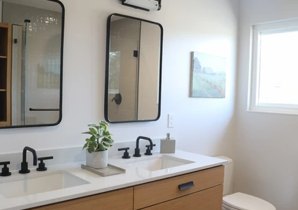 SAN JOSE MASTER BATHROOM REMODEL