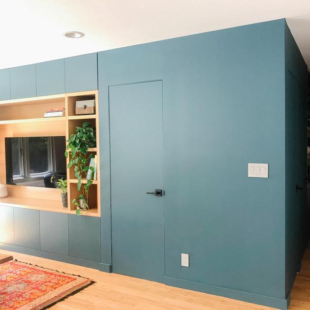 The BoxBox House Living Room 2 Carmit Or