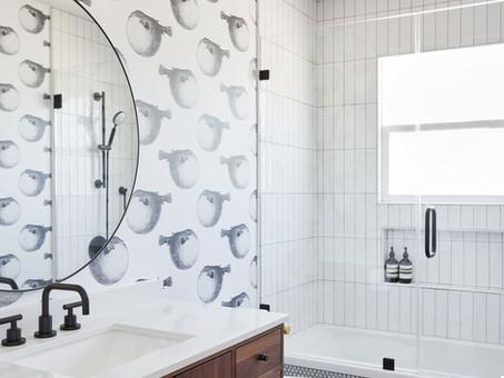 Total Bathrooms Transformation in San Mateo
