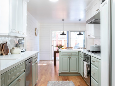 Beautiful Farm House Quick Transformation in Sunnyvale