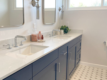 Kids' Bathroom Transformation in San Jose