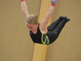 Madison Gymnastics Hosts Yellowstone Challenge