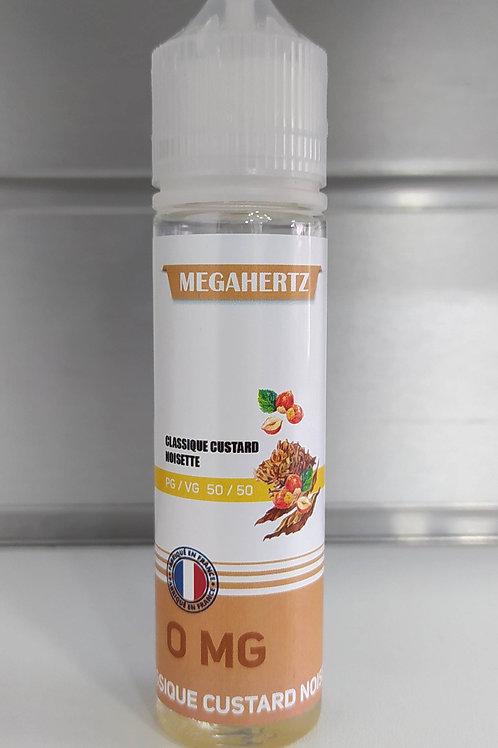 Megahertz - CLASSIC CUSTARD NOISETTE - 50ML