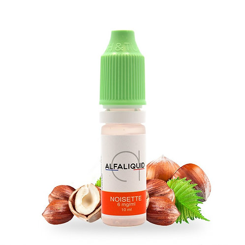 NOISETTE - ALFALIQUID - 10ML