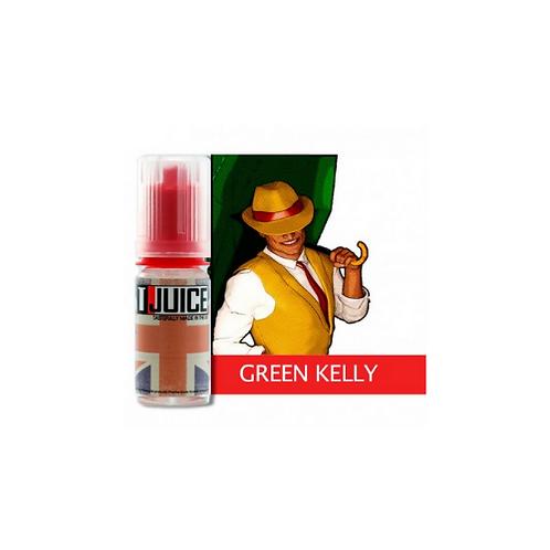 T-Juice -GREEN KELLY -
