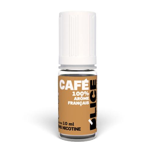 E-LIQUIDE D'LICE - CAFÉ 10ml