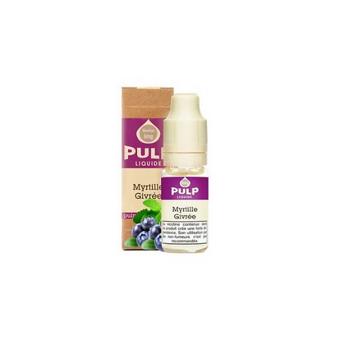 Pulp - MYRTILLE GIVREE- 10ML