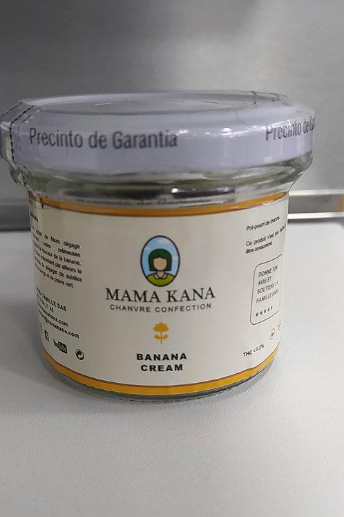 MAMA KANA - BANANA CREAM -