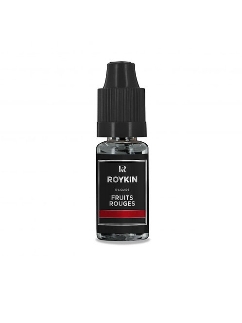 ORIGINAL Roykin - FRUITS ROUGES - 10ML