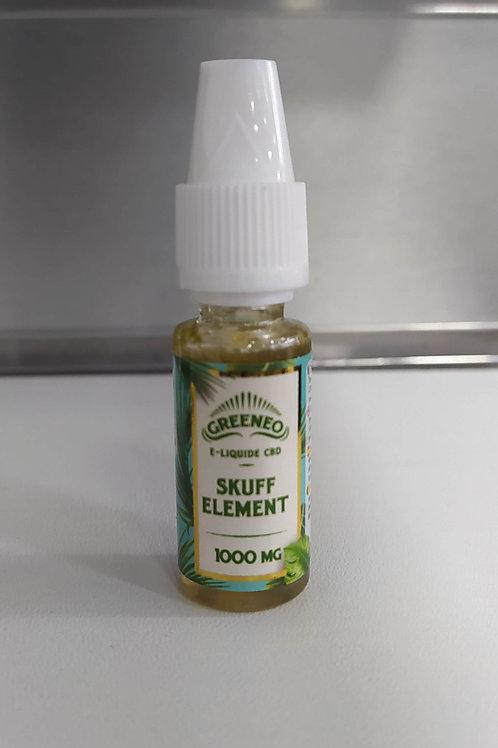 Greeneo - SKUFF ELEMENT - 1000MG