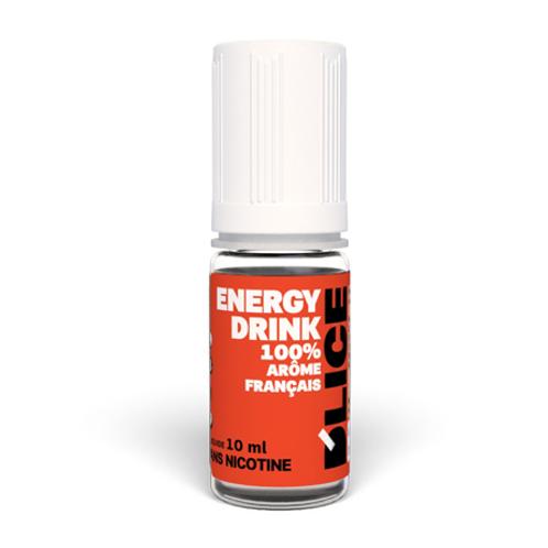 E-LIQUIDE D'LICE - ENERGY DRINK