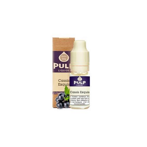 Pulp - CASSIS EXQUIS - 10ML