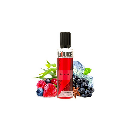 T-Juice - RED ASTAIRE - 50ML