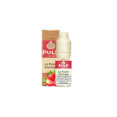 Pulp- LA FRAISE SAUVAGE - 10ML