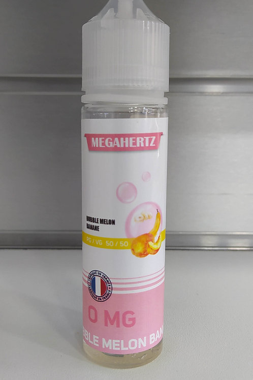 Megahertz - DOUBLE MELON BANANA - 50ML