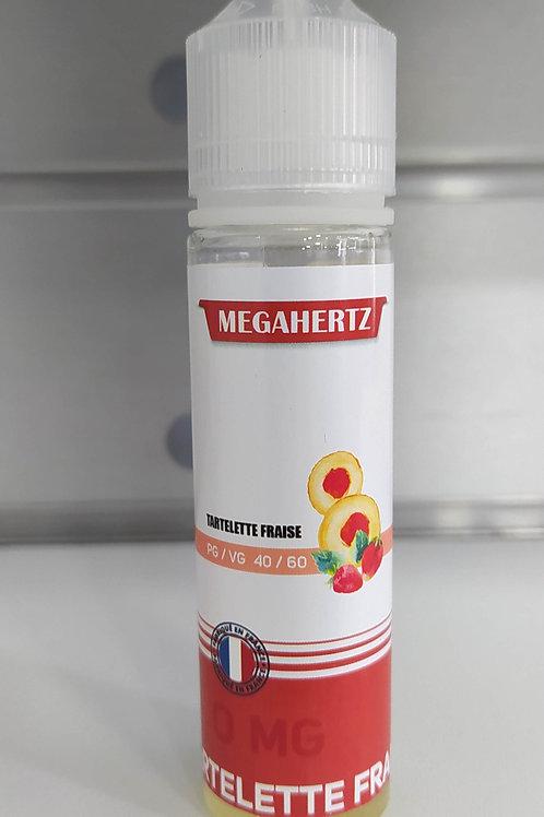 Megahertz - TARTELETTE FRAISE - 50ML