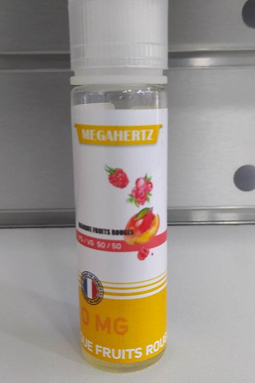 Megahertz - FRUITS ROUGES -