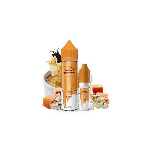 Instinct Gourmand - VANILLA & POPCORN - 50ML