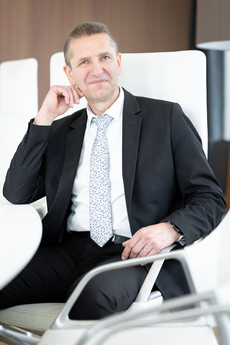 Michael Hofmann -Executive Member of the Board of Managers EY Luxembourg